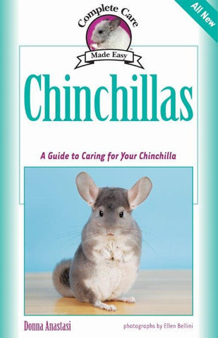 Chinchillas | Complete Care Made Easy