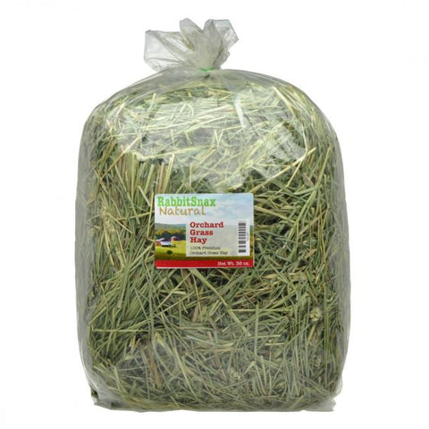 Rabbit Snax Orchard Grass, 36 oz.