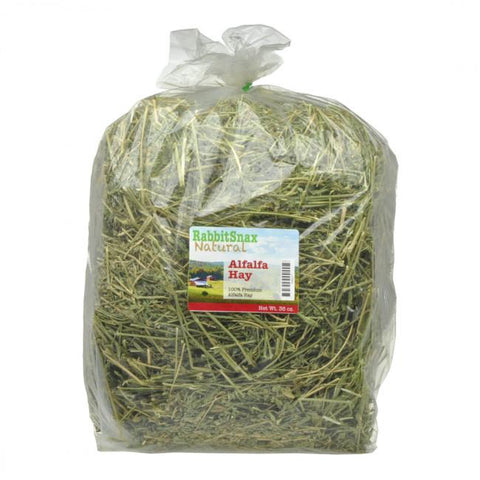 Rabbit Snax Alfalfa Hay, 36 oz.