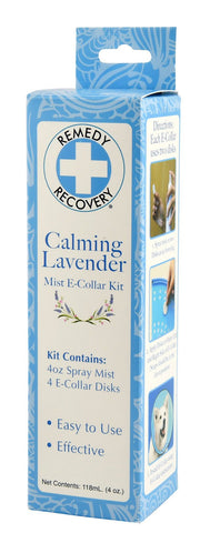 Image of Calming Lavender Mist E-Collar Kit