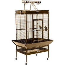 Prevue Pet Products Signature Select Series Wrought Iron Bird Cage, Large