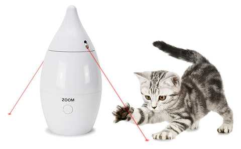 PetSafe Automatic Rotating Laser Cat Toy