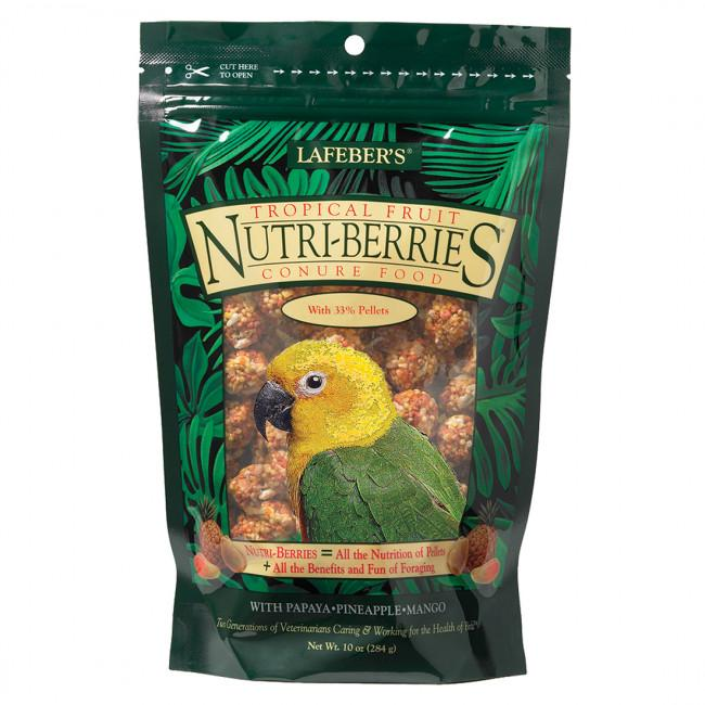 Lafeber Tropical Fruit Nutri-Berries Conure, 10 oz.