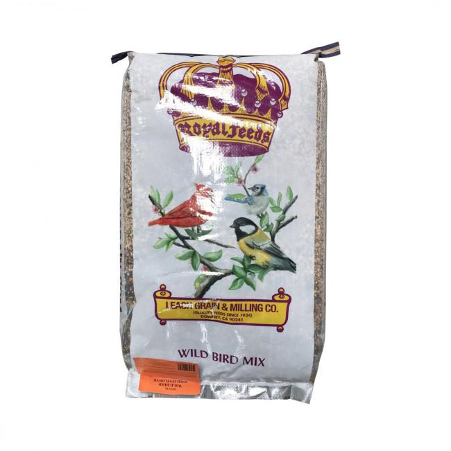 Wingz Avian Products Bulk Wild Bird Mix w/Sunflower, 40 lb.