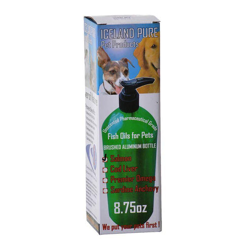 Iceland Pure Salmon Oil 8.75oz
