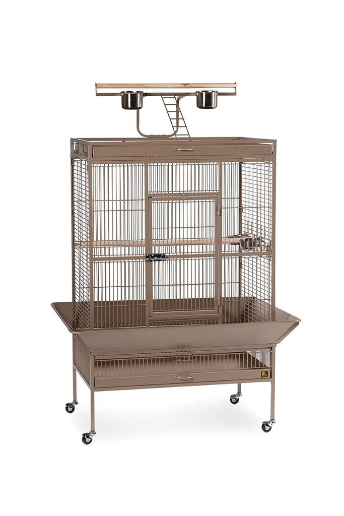 Prevue Pet Select Wrought Iron Play Top Parrot Cage