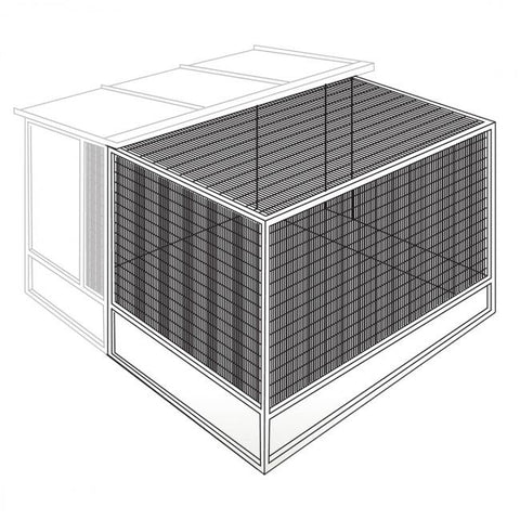 Image of KWCages BirdLoft Expansion Kit 60 x 72 x 72