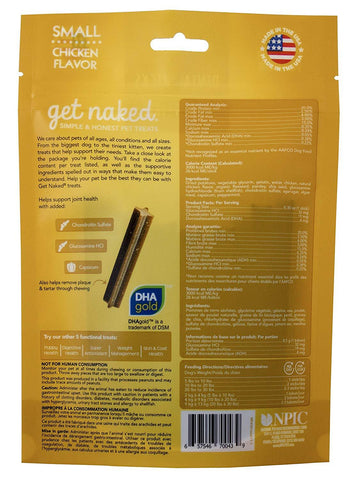 Get Naked Joint Health Chew Sticks