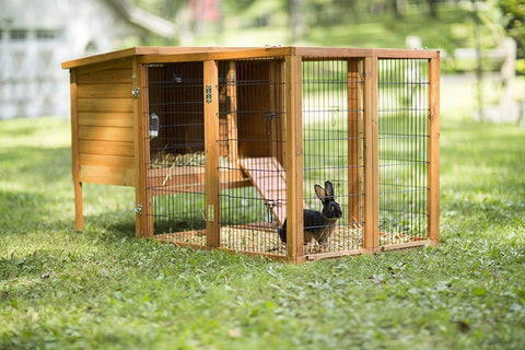 Image of Prevue Pet Rabbit Playpen/ Chicken Run - Small