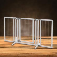 Richell Pet Premium Plus Freestanding Gate For Dogs 63