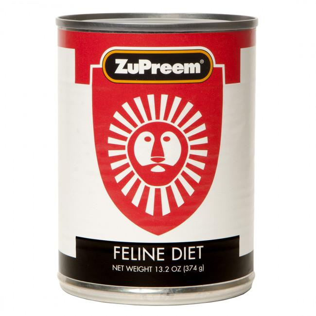 ZuPreem Exotic Feline Diet Canned, 12/Case