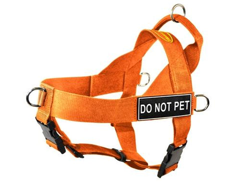 Image of DT Universal No-Pull Working Dog Nylon Harness