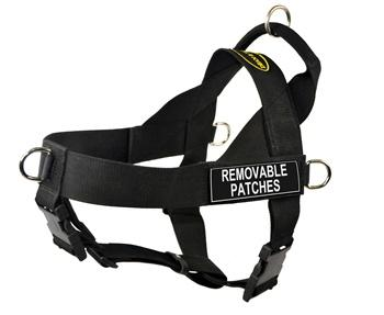 DT Universal No-Pull Working Dog Nylon Harness