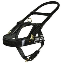 Nylon Harness For Small to Large Dogs Black or White