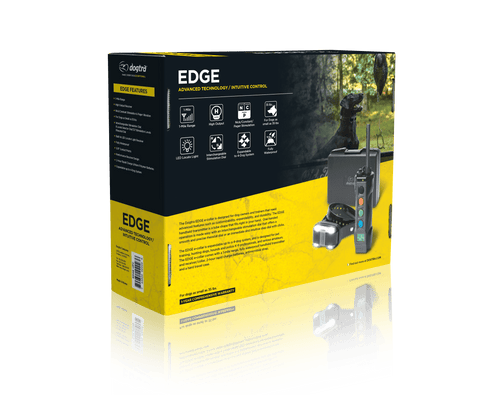 Image of Dogtra EDGE 1 Mile Remote Trainer e-Collar For 1 Dog