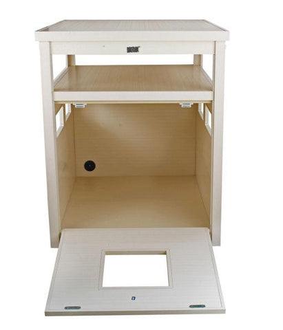 Image of New Age Pet® Jumbo LitterLoo® Litter Box Cover/End Table