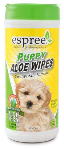 Image of Espree Puppy Wipes