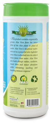 Image of Espree Rainforest Aloe Wipes