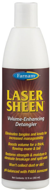 Laser Sheen® Volume Enhancing Detangler, 12oz