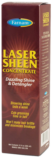 Laser Sheen Concentrate, 12 oz