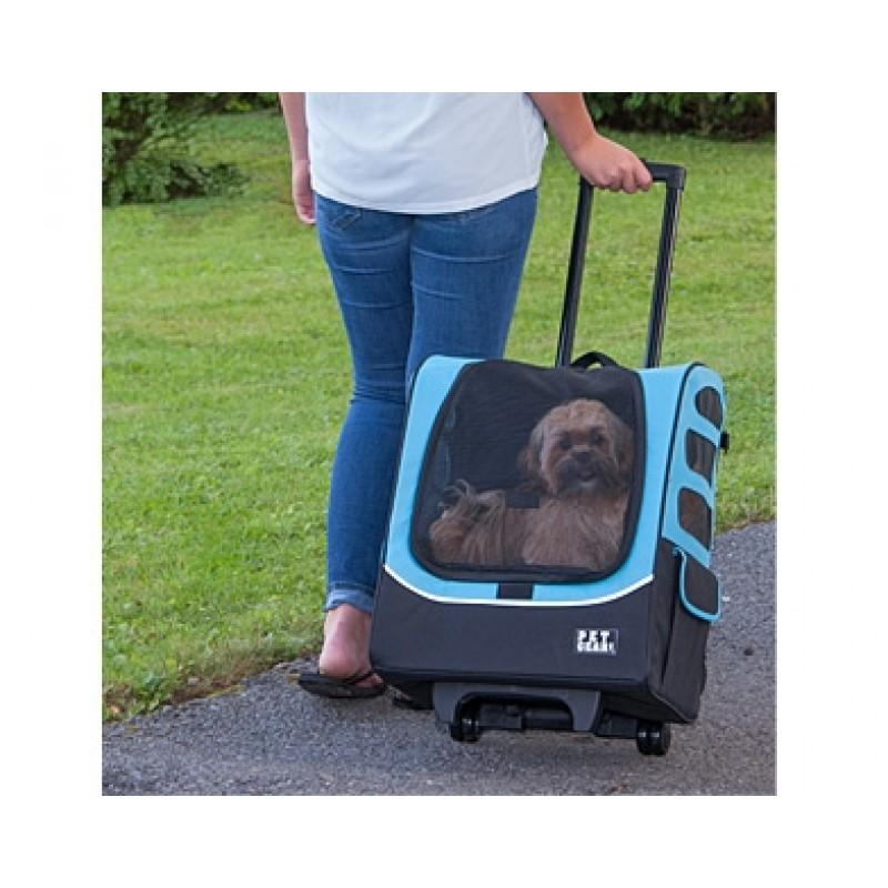 Pet Gear I-GO Plus Traveler Pet Carrier, Pet Backpack, Pet Car Seat/Booster