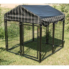 Lucky Dog Pet Resort Kennel w/Cover - 52
