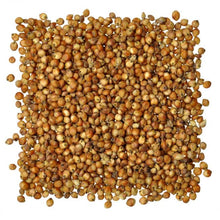Bulk Milo Grain Sorghum,100% All Natural, 50 lb.- Edding Farms