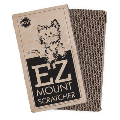EZ Mount Scratcher (and 2 pack Refills)