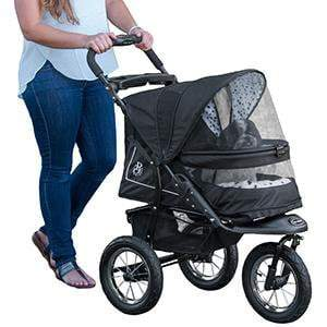 Pet Gear Single And Multiple Pet Stroller- NV NO-ZIP Stroller