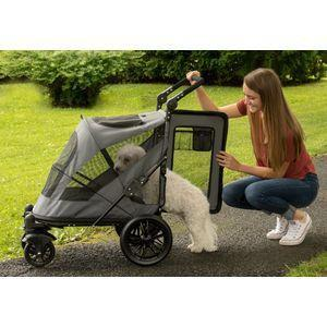 Pet Gear Single or Multiple Pet Stroller- NO-ZIP Excursion