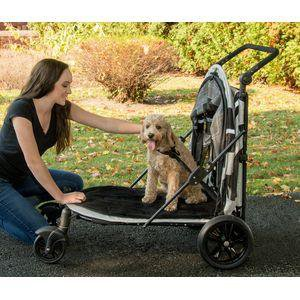 Pet Gear Expedition No- Zip Pet Stroller