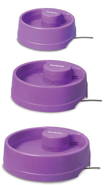 PetSafe Current Pet Fountain - Large Orchid
