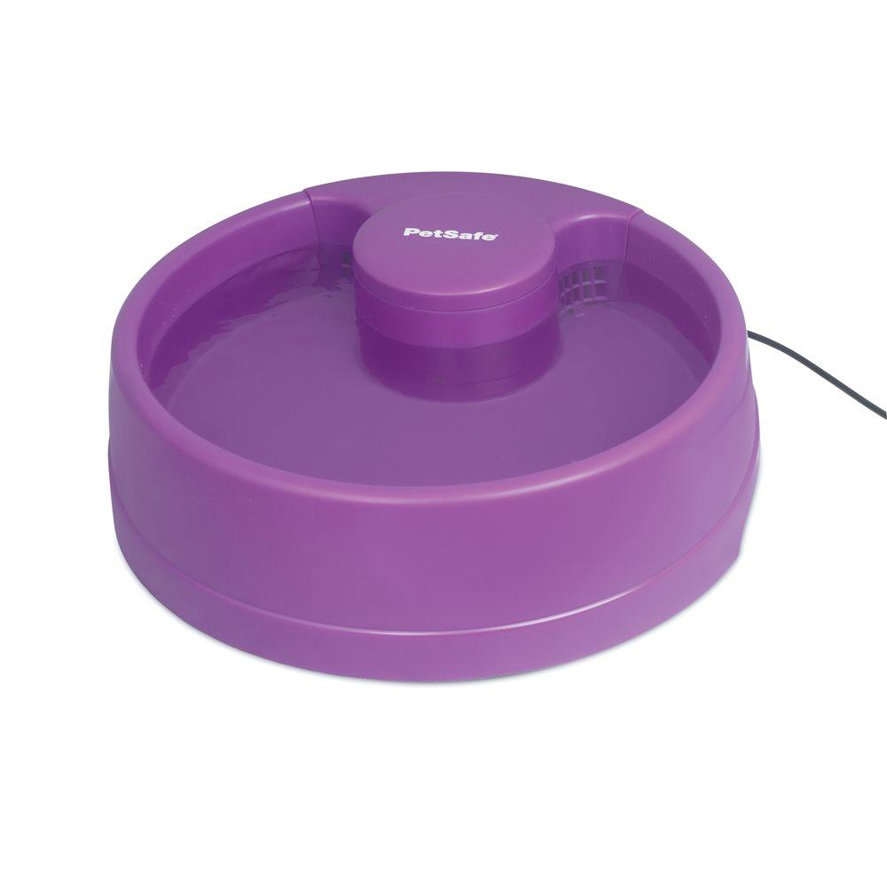 DrinkWell Current Pet Fountain - Orchid
