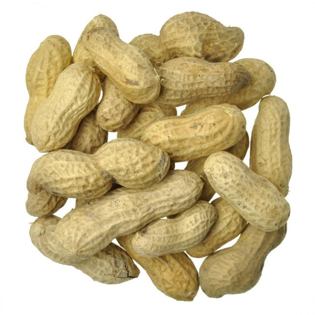 Eddings Farm Roasted, Unsalted, In-shell Peanuts
