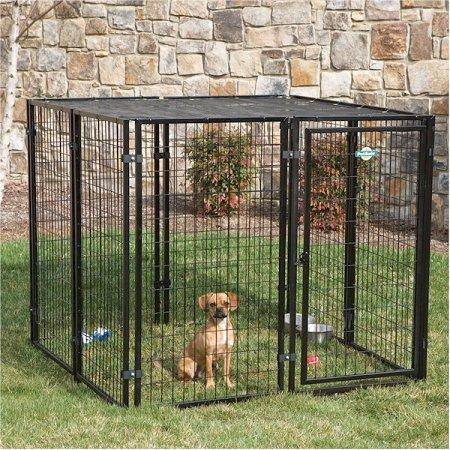 PetSafe 5x5x4 Heavy Duty Cottageview Dog Kennel