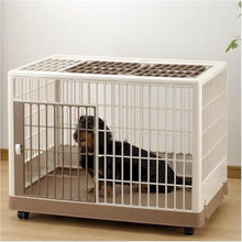Richell Pet Products Pet Training Dog Crate