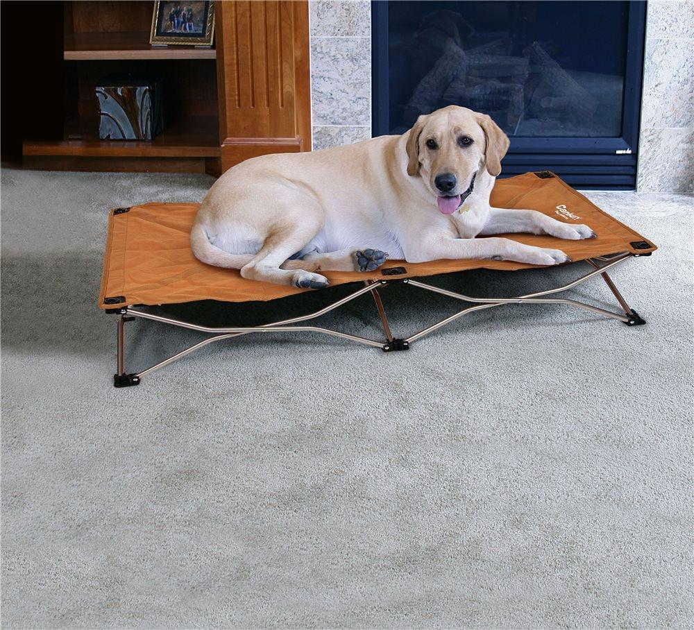 Carlson The Portable Pup - Large Pet Bed