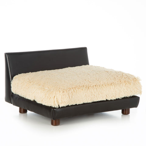 Image of Club Nine Pets Soho Roma Faux Leather with Cushion