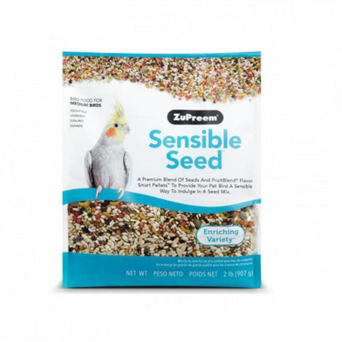 Image of Wingz Avian Products Sensible Seed Diet
