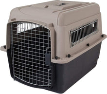 Doskocil Petmate Ultra Vari Kennel, Taupe/Black