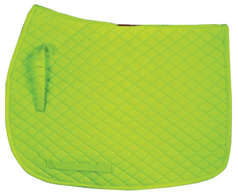 Image of Uniquely English Prism All Purpose Saddle Pad