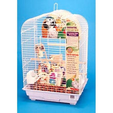 Penn Plax Cockatiel Scalloped Top Bird Cage Kit