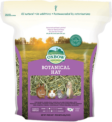 Oxbow Botanical Hay, 15 oz.
