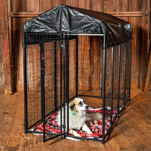 Image of LUCKY DOG® UPTOWN DOG KENNEL