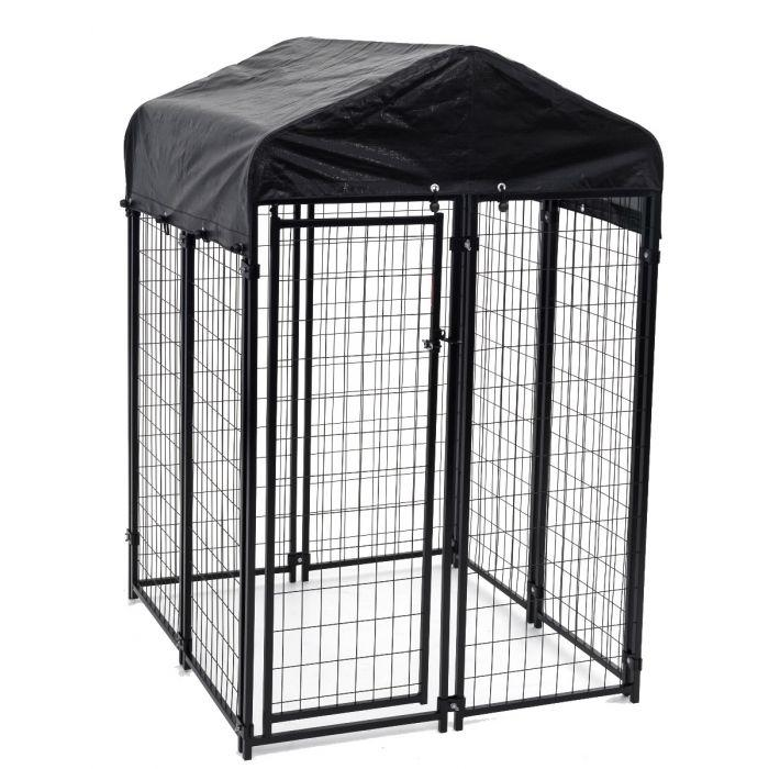 LUCKY DOG® UPTOWN DOG KENNEL