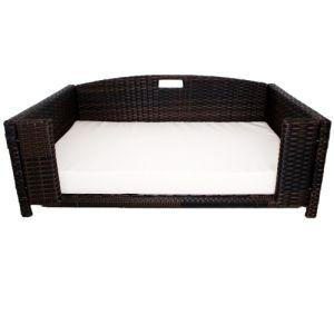 Iconic Pet - Rattan Rectangular Pet Sofa