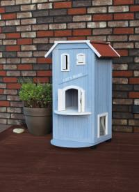 Trixie Pet natura Cat's Home 3-Story