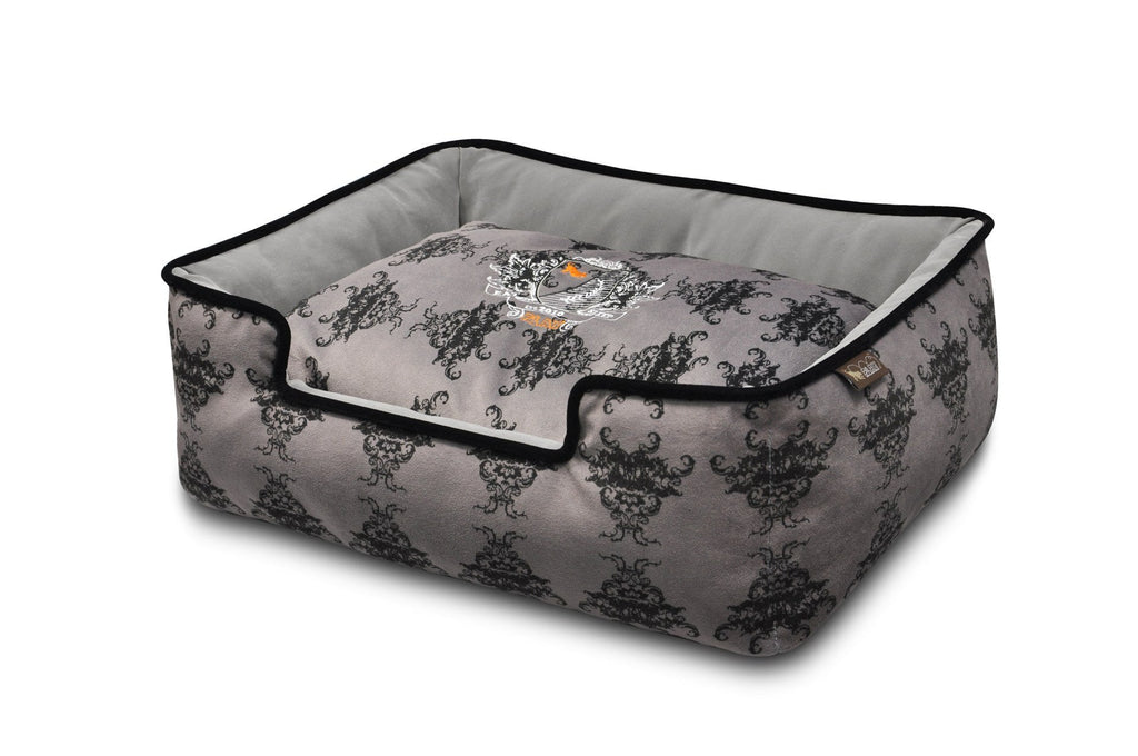Royal Crest Lounge Pet Bed- Eco-friendly