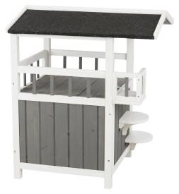 Trixie Pet natura Pet Home with Shaded Balcony
