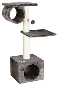 Trixie Pet San Fernando Cat Tower Gray